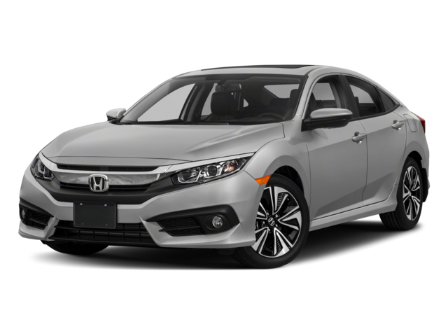 2018 Honda Civic EX-L 4dr Car