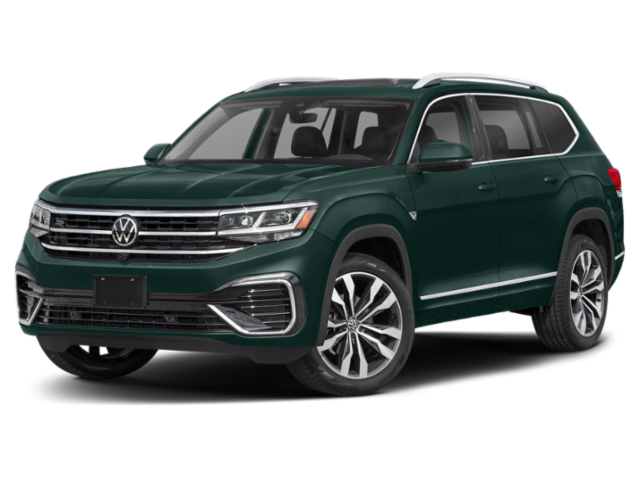 New 2021 Volkswagen Atlas V6 SEL Premium R-Line with 4MOTION®
