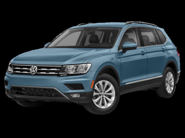 2021 Volkswagen Tiguan Comfortline