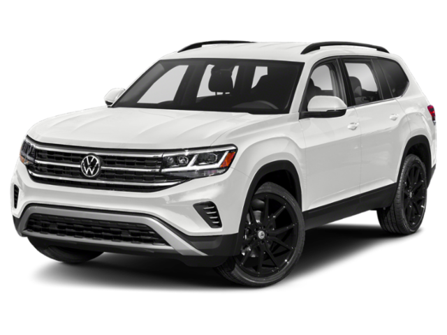 New 2021 Volkswagen Atlas SE with Technology
