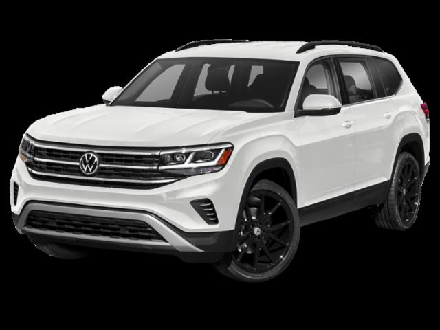 New 2021 Volkswagen Atlas SEL Premium