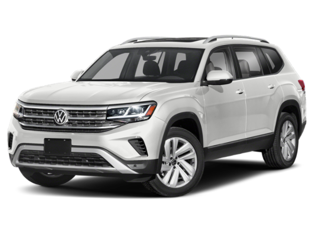 New 2021 Volkswagen Atlas 2.0T SE