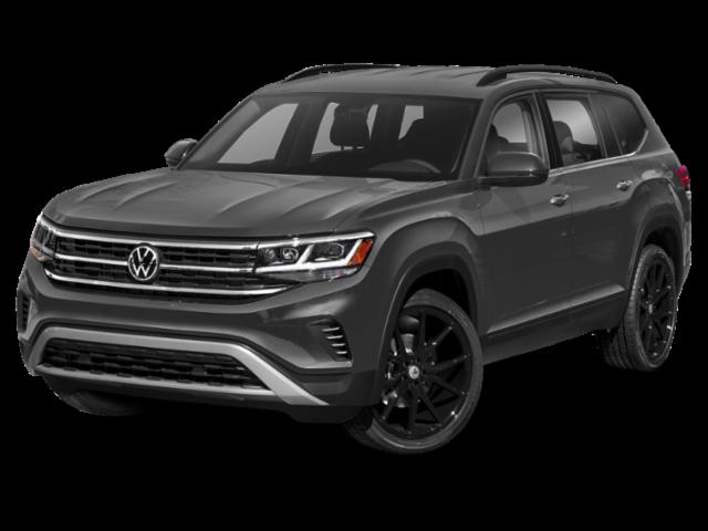 New 2021 Volkswagen Atlas 3.6L V6 SEL Premium