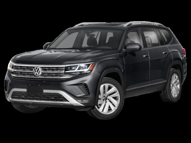 New 2021 Volkswagen Atlas SEL