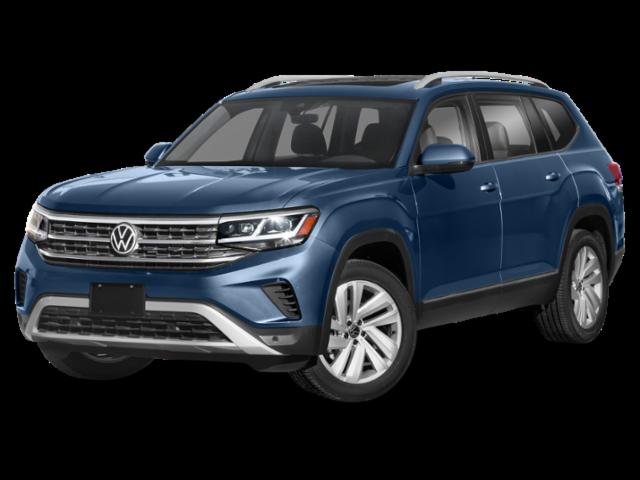 New 2021 Volkswagen Atlas V6 SE with Technology