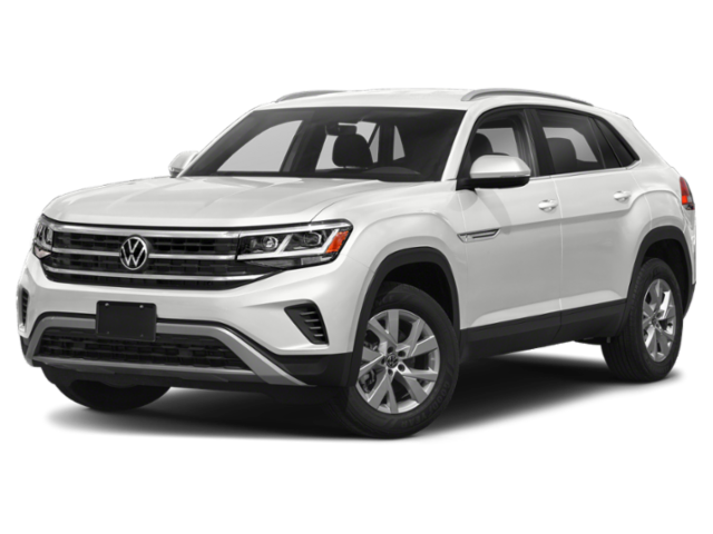 New 2021 Volkswagen Atlas Cross Sport 3.6L V6 SE w/Technology