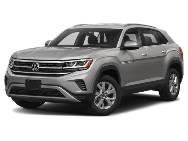 New 2021 Volkswagen Atlas Cross Sport 3.6L V6 SE w/Technology R-Line