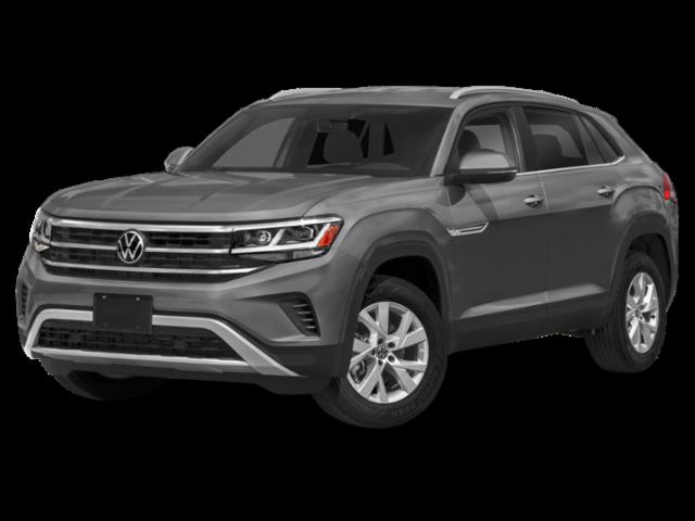 New 2021 Volkswagen Atlas Cross Sport SE with Technology