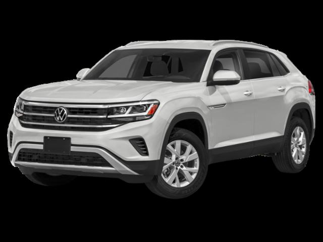 New 2021 Volkswagen Atlas Cross Sport 2.0T SE w/Technology