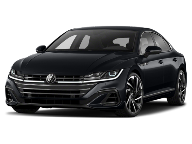 New 2021 Volkswagen Arteon 2.0T SEL R-Line With Navigation & AWD