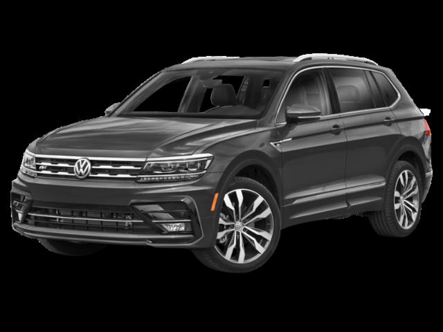 New 2021 Volkswagen Tiguan SEL Premium R-Line