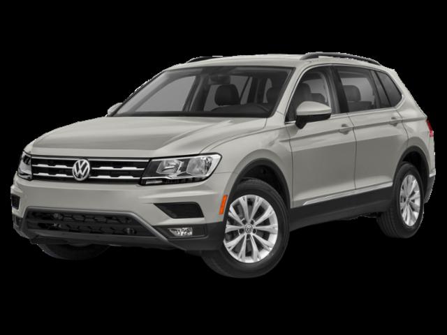New 2021 Volkswagen Tiguan 2.0T S