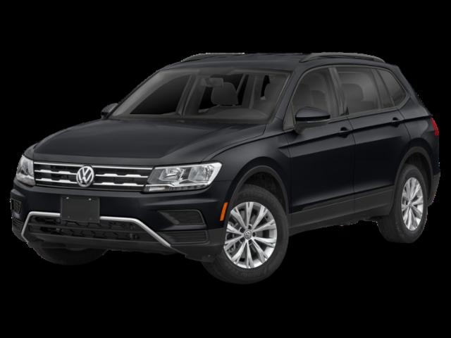 2021 Volkswagen Tiguan S with 4MOTION®