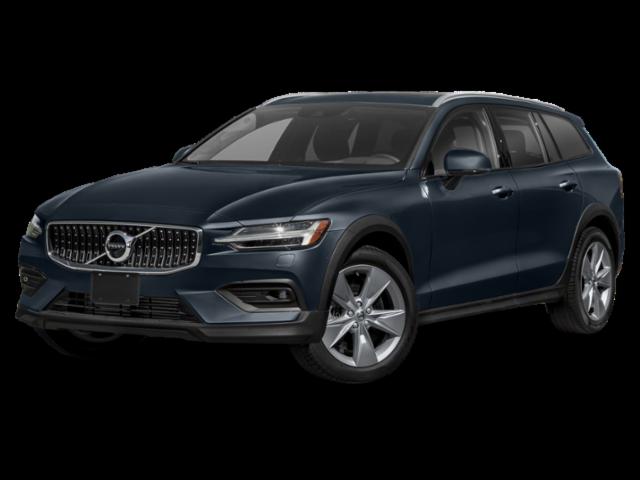 New 2021 Volvo V60 Cross Country T5