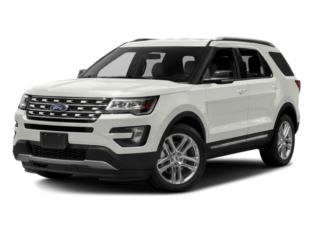 New Ford Explorer XLT