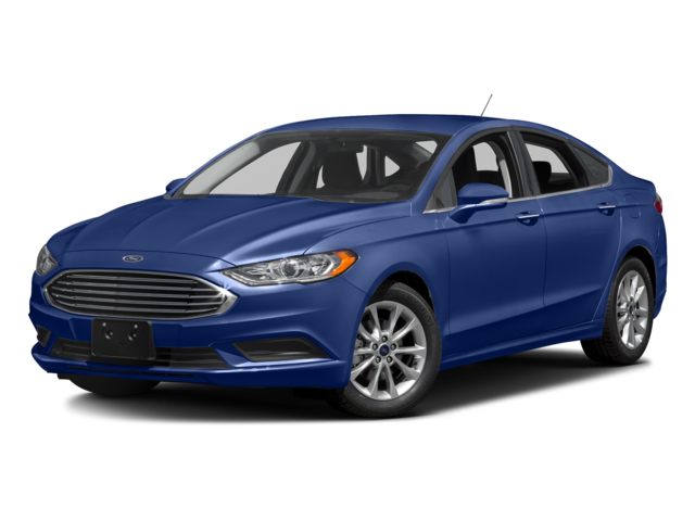 Pre-Owned 2017 FORD FUSION SE Sedan 4