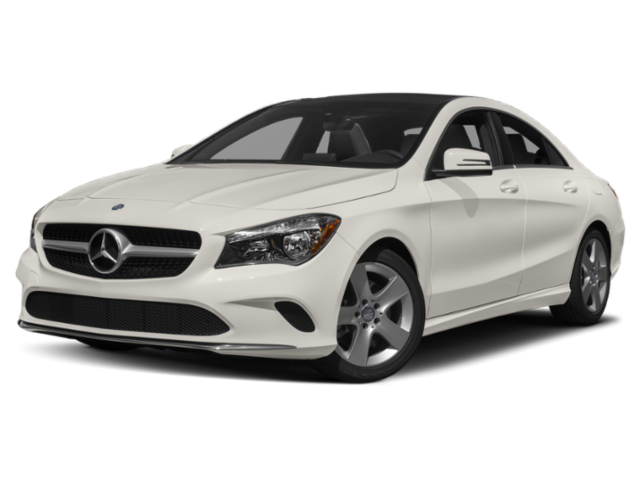 2019 Mercedes-Benz CLA250 4MATIC Coupe 4-Door Coupe