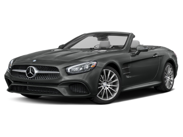 2019 Mercedes-Benz SL-CLASS SL550 2-Door Coupe