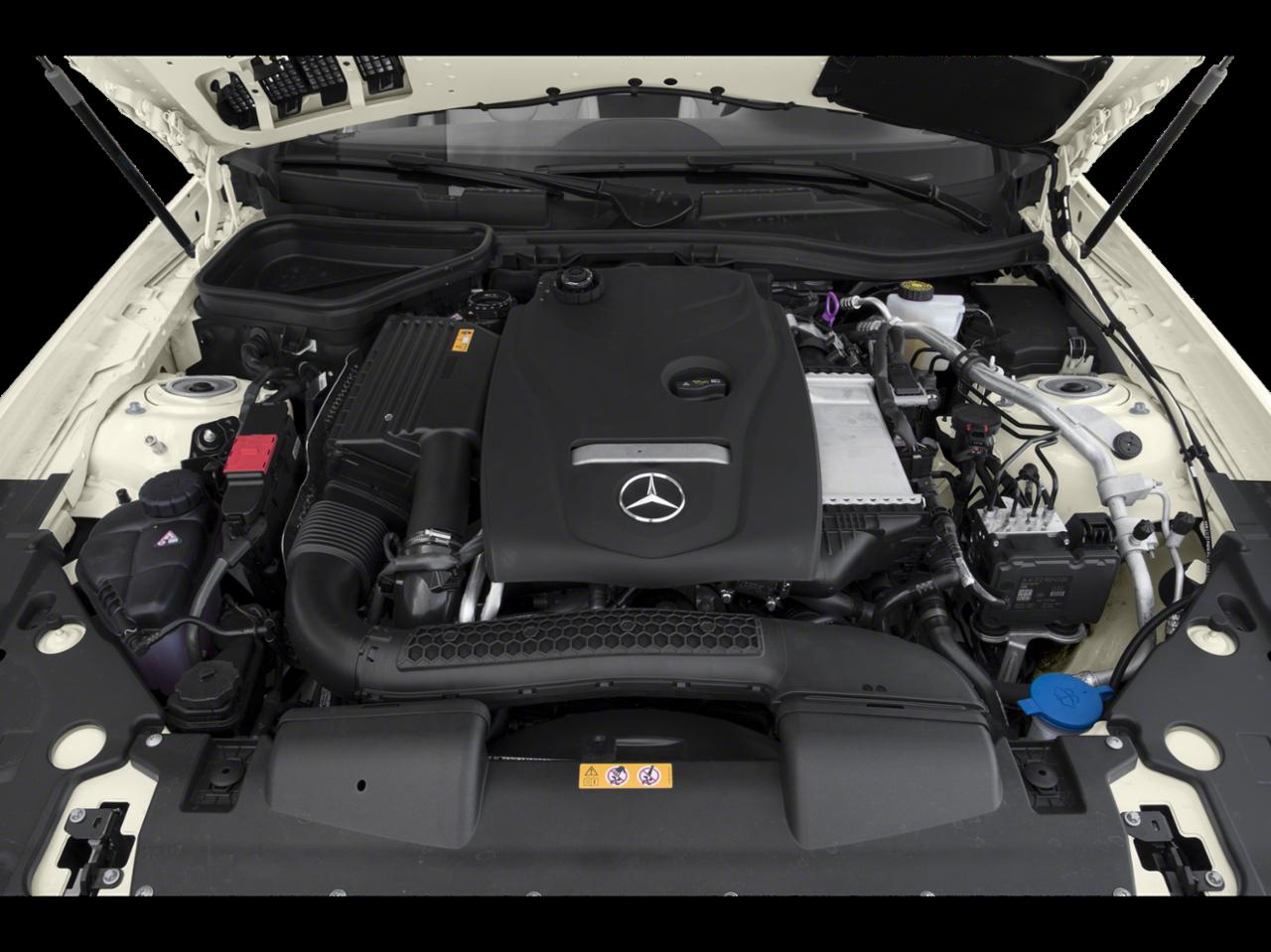 New 2019 Mercedes-Benz SLC SLC 300