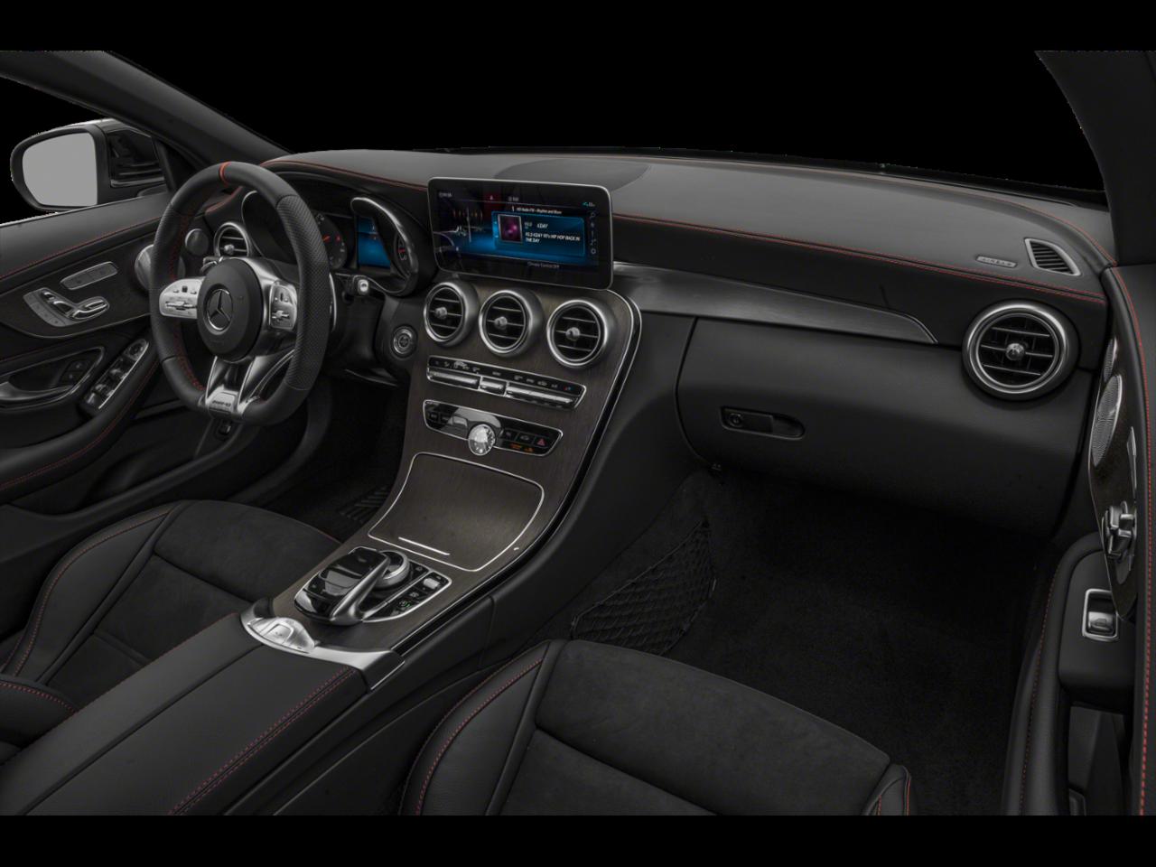 New 2019 Mercedes-Benz C-Class AMG® C 43
