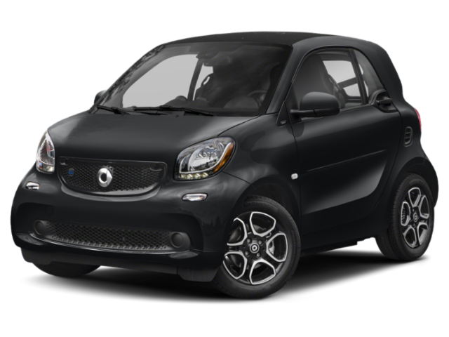 2019 smart fortwo coupe EQ fortwo 2-Door Coupe