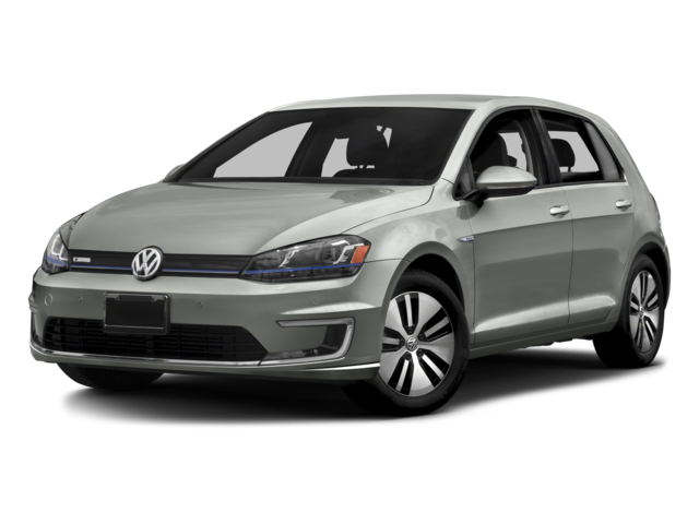 2016 Volkswagen e-Golf SE Hatchback
