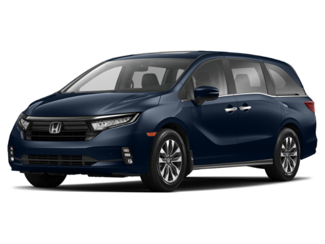 2022 Honda Odyssey EX-L Navi