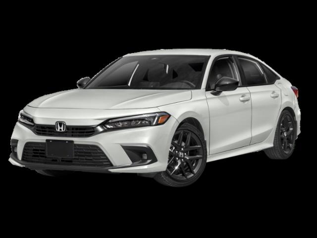 New 2022 Honda Civic Sedan Sport