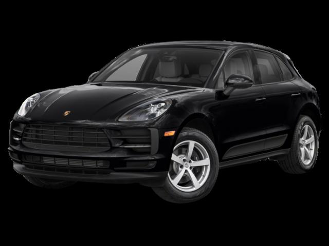 New 2019 Porsche Macan Base Service Loaner