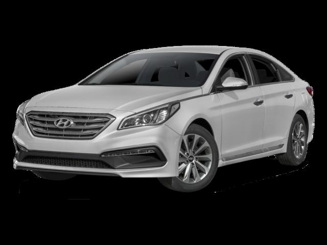 2016 Hyundai Sonata Sport 4D Sedan