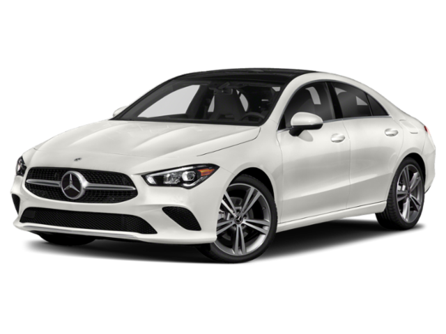 New 2021 Mercedes-Benz CLA250 4MATIC Coupe