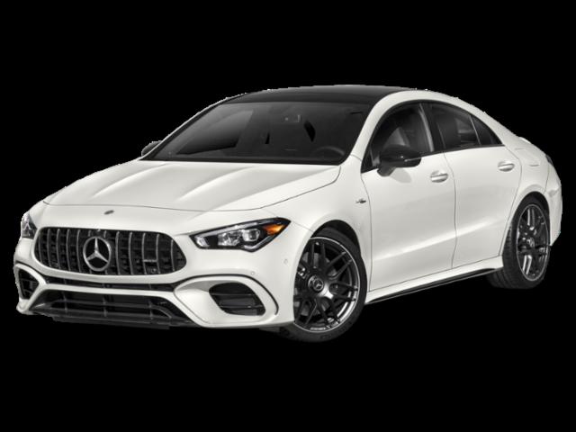 2021 Mercedes-Benz CLA AMG®  45 Coupe