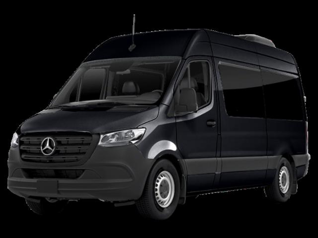 New 2019 Mercedes-Benz Sprinter 2500 Passenger 144 WB RWD Passenger Van
