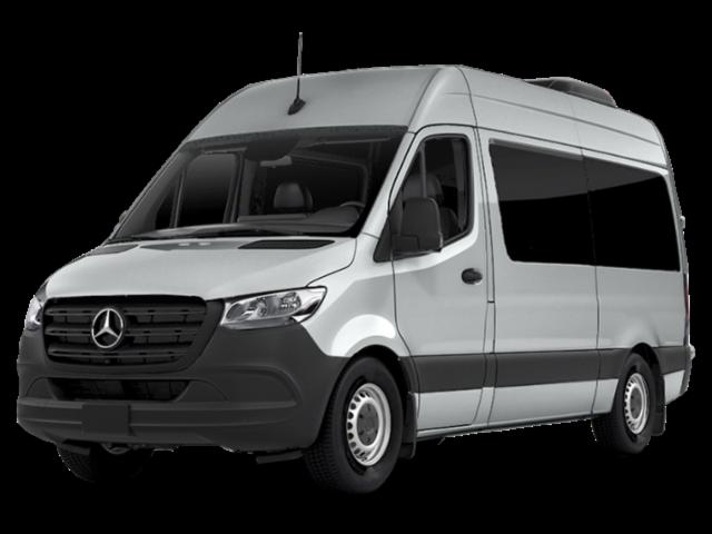 New 2019 Mercedes-Benz Sprinter 2500 Passenger 144 WB