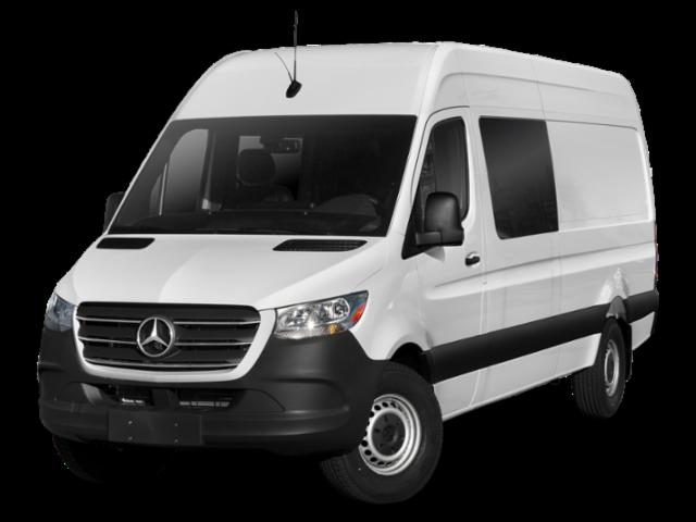 New 2019 Mercedes-Benz Sprinter 2500 Crew Van Sprinter V6 2500 Crew Van
