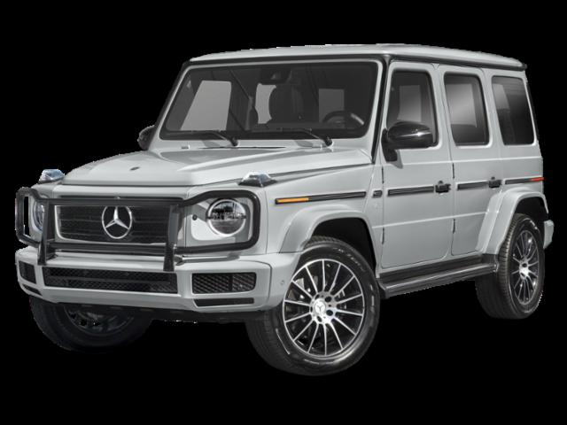 New 2019 Mercedes-Benz G-Class G 550