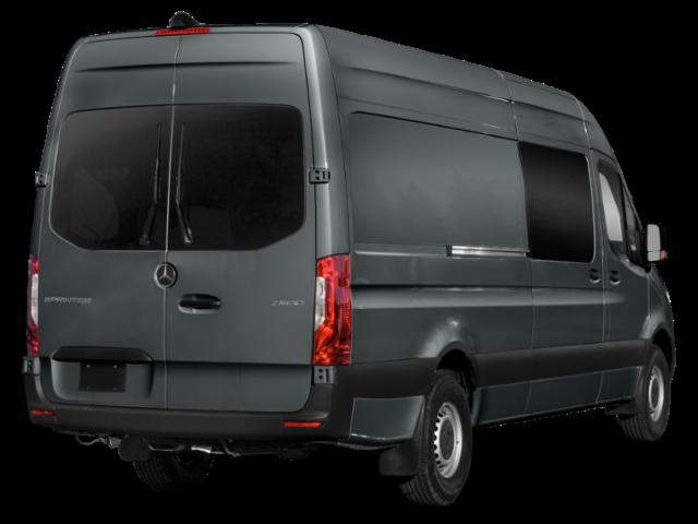 New 2019 Mercedes-Benz Sprinter Crew Van