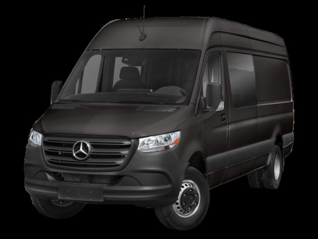 New 2019 Mercedes-Benz Sprinter 3500 Crew Van Sprinter V6 3500 Crew Van