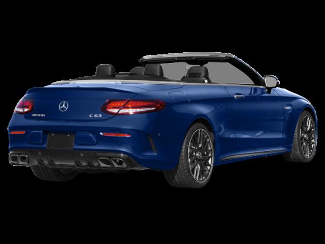 New 2019 Mercedes-Benz C-Class AMG® C 63 S