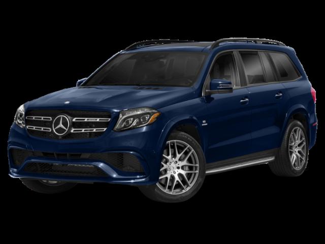 New 2019 Mercedes-Benz GLS AMG® GLS 63 SUV