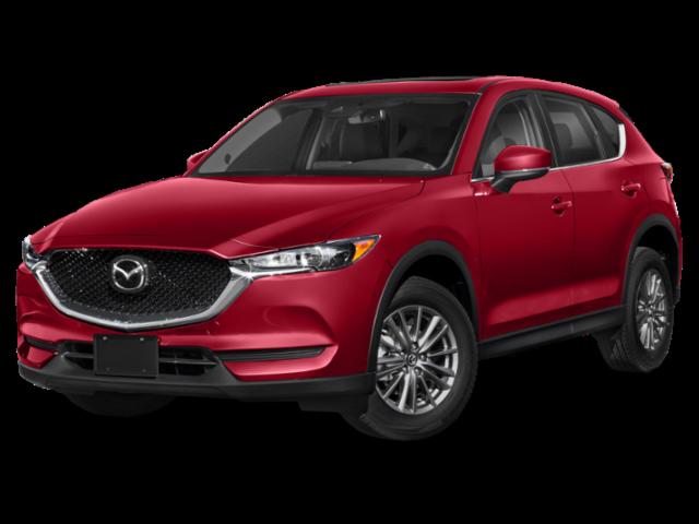 New 2019 Mazda CX-5 4DR SPORT AWD