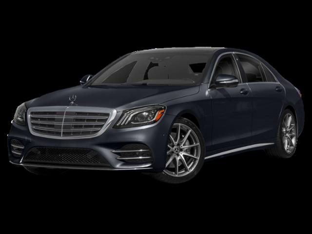 New 2019 Mercedes-Benz S-Class