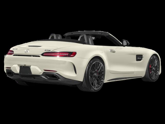 New 2019 Mercedes-Benz AMG® GT Base