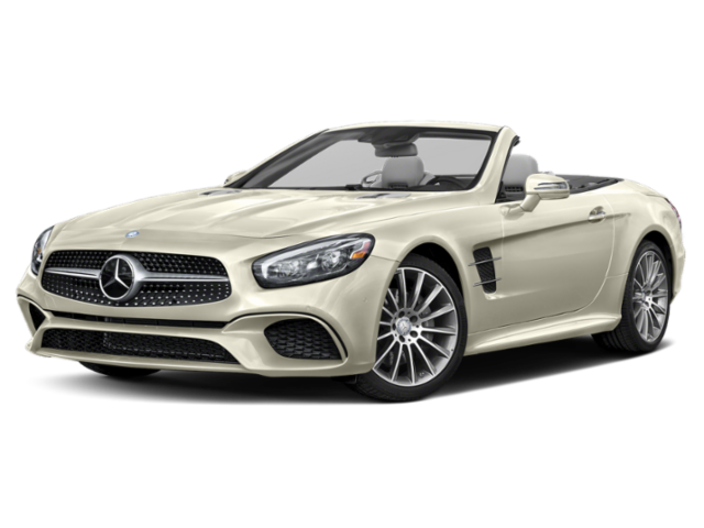 New 2019 Mercedes-Benz SL SL 550