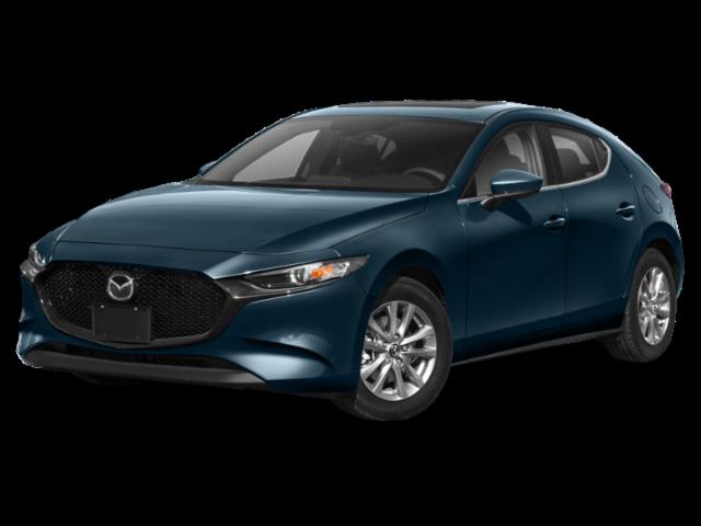 New 2019 Mazda3 5D Hatchback Base
