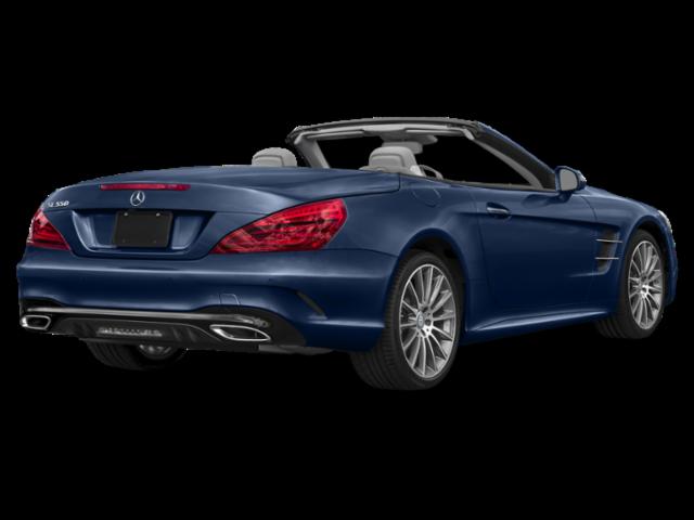 New 2019 Mercedes-Benz SL-CLASS SL 550