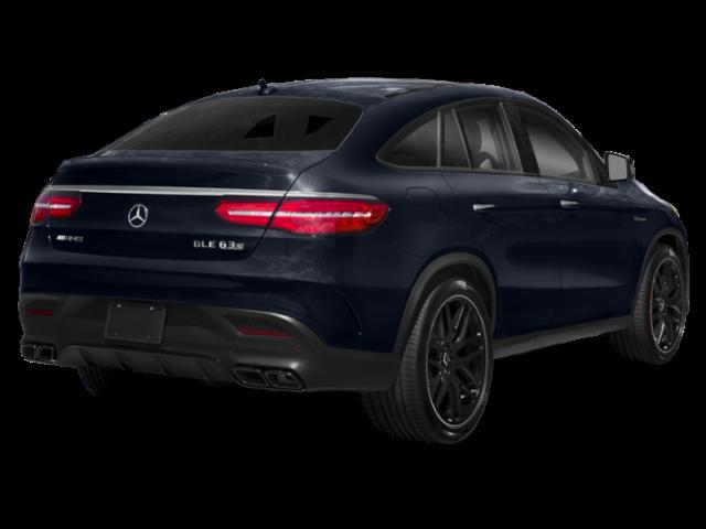 New 2019 Mercedes-Benz GLE GLE 63 AMG
