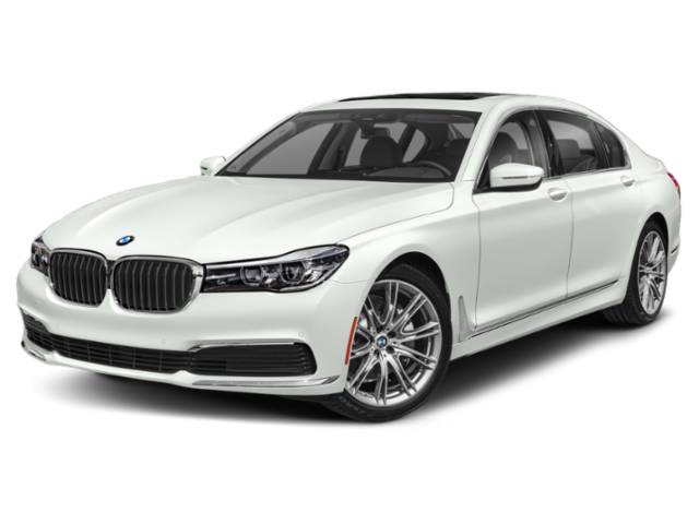 2019 BMW 7 Series 740i xDrive 4dr Car
