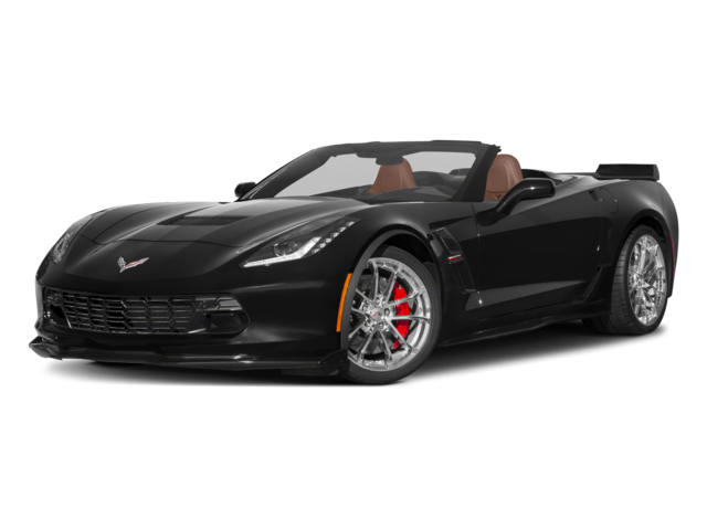 2017 Chevrolet Corvette Grand Sport 2D Convertible