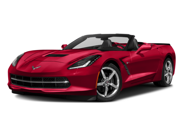 2017 Chevrolet Corvette 2LT Convertible